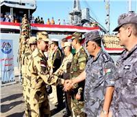 القوات المسلحة المصرية والأردنية تنفذان التدريب المشترك المصري الأردني «العقبة 4»