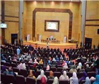 تكريم رؤساء جامعة سوهاج السابقين والعلماء المتميزين