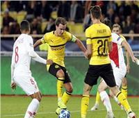 شاهد| دورتموند ينتزع الصدارة بعد إخفاق أتلتيكو مدريد أمام بروج