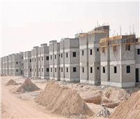 الإسكان: استكمال الطرق بمدينة أخميم الجديدة