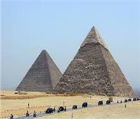 بعد واقعة «الفيلم الإباحي».. رفع تذاكر منطقة الأهرامات تعرف عليها