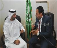 رئيس الاتحاد العربى للاقتصاد الرقمي: مصر تمتلك حزمة تشريعات تعزز مجالات التجارة الإلكترونية