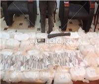 «الداخلية» تنشر فيديو يوضح جهود الأمن فى مكافحة المخدرات