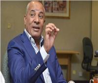 أحمد موسى يقدم التعازي لأسرة الكاتب الصحفي إبراهيم سعدة