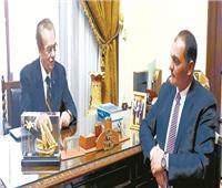 حوار| المستشار عدلي حسين: المشروعات القومية ضرورة للإصلاح الاقتصادى في مصر