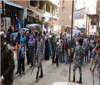 القبض على 19 متهمًا وبحوزتهم أسلحة ومخدرات بالقليوبية