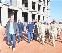 السيسي يوجه بضرورة الالتزام بالإطار الزمني لتنفيذ مشروعات العاصمة الإدارية