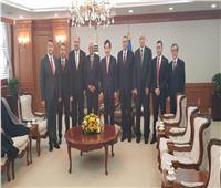 رئيس مجلس النواب يلتقي رئيس وزراء كوريا الجنوبية وعدد من المسئولين