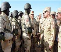 رئيس الأركان يشهد اقتحام بؤرة إرهابية بمنطقة سكنية خلال تدريب «الساحل والصحراء»