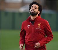 شاهد| رد فعل مشجعة ليفربول عند رؤيتها لمحمد صلاح