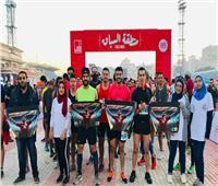 صندوق مكافحة الإدمان يشارك في ماراثون Cairo runners للتوعية