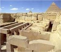 قبل الإعلان عن كشف أثري بجواره.. تعرف على معبد الإله «أوسركاف»