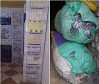 الصحة: ضبط مصنع لإنتاج الأدوية المغشوشة بالإسكندرية