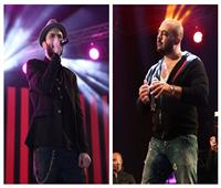 صور| العسيلي وكايروكي في حفل «جامعة مصر»
