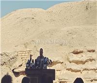 وزيري: مقبرة سقارة لم تمس ولم تسرق