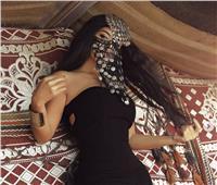 إطلالة عربية وساحرة.. شاهد أحدث جلسة تصوير لـ«نسرين أمين»