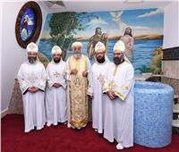 البابا تواضروس يشهد تدشين كنيسة العذراء ومارجرجس بالشروق