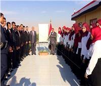 أهالي سوهاج «فرحون» لافتتاح الرئيس محطة المياه