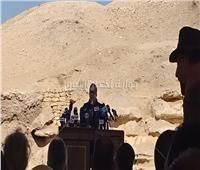 وزير الآثار ردا على الإخوان: «كل شائعة بكشف جديد»