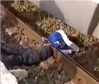مصرع شاب أسفل عجلات قطار شبرا الخيمة