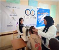 عنيك في عنينا : الكشف على 4000 مواطن وتوزيع 350 نظارة طبية بالمجان