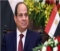 الرئيس السيسي يهنئ البحرين بأعيادها الوطنية