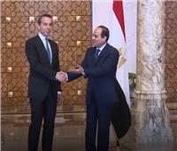 فيديو| «مصر والنمسا» توافق في الرؤى وآفاق جديدة للتعاون