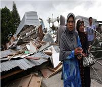 زلزال بقوة 6.2 درجة قرب منطقة جايابورا في إندونيسيا