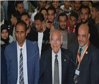 فاروق الباز : جامعة أسوان نواة لممر التنمية في جنوب مصر