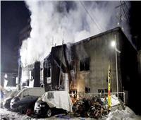 إصابة أكثر من 40 شخصًا في انفجار بمدينة سابورو اليابانية