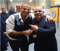 يايا المصري يكشف كواليس صوره مع مشاهير العالم في «السيرك»