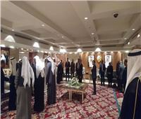 بداية حفل سفارة الكويت للاحتفاء بمرو 60 عامًا على إنشاء كجلة العربي