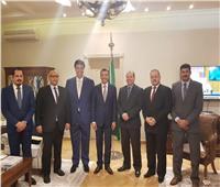 صور| تكريم القنصل السعودي بالإسكندرية لجهوده في انجاح موسم الحج والعمرة