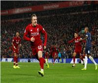 فيديو| شاكيري يسجل الهدف الثالث لليفربول في مانشستر يونايتد