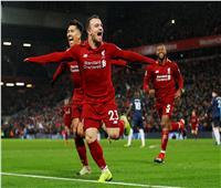 فيديو| ليفربول يقسو على مانشستر يونايتد ويستعيد صدارة البريميرليج