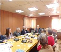 ورشة عمل لتأمين  المجري الملاحي بحضور رئيس هيئة «النقل النهري»