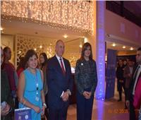صور| محافظ البحر الأحمر يلتقي المشاركون بمؤتمر «مصر تستطيع»