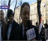 فيديو| كرم جبر: أيام مصر كلها انتصارات
