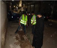 تطوير شوارع وميادين أسيوط بمشاركة مطرانية الارثوذكس