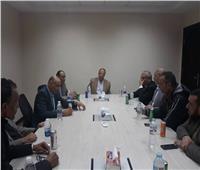 بدء تطوير مرسى قرية بني حسن بمركز أبو قرقاص بالمنيا
