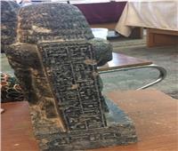 ضبط تمثال يشتبه في أثريته بحوزة فلاح بالفيوم