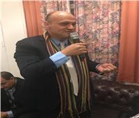 خالد ميري من فيينا: الشعب المصري هو البطل الحقيقي لكل ما تشهده البلاد