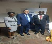 ضخ استثمارات مصرية لإنشاء أول مصنع لتعبئة الغاز المسال في رواندا