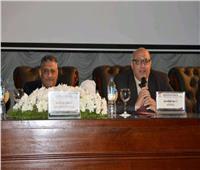 رئيس جامعة عين شمس يفتتح مؤتمر «رؤى مستقبلية لتطوير التعليم»