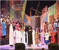 «الليلة الكبيرة» وحفل كامل العدد لـ«كورال» أوبرا الإسكندرية