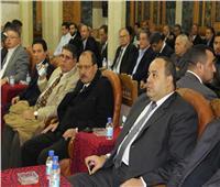 وزراء وإعلاميون وشخصيات عامة في عزاء الراحل «إبراهيم سعدة»