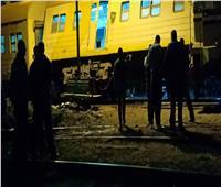 التحفظ على سائقي قطار وجرار طنطا