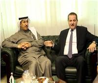 «النامي» يستقبل المستشار الثقافي المصري في المملكة العربية السعودية