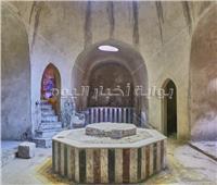 الانتهاء من أعمال تنظيف ودرء الخطورة عن «حمام الشرايبي» تمهيدًا لترميمه
