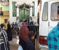 محافظ سوهاج يوجه بتيسير إجراءات المترددين على حملة «100 مليون صحة»